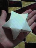折り紙にハマってます。